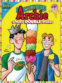 World of Archie Comics D. D. #69 Summer Fun