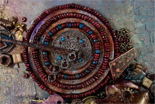 One man's junk is another man's jewellery