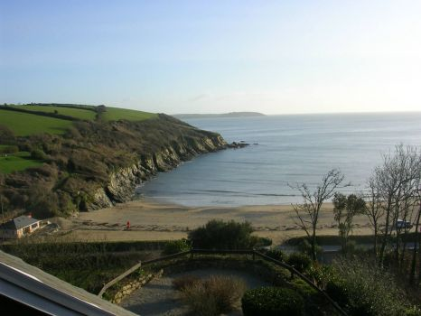 Maenporth Beach, Cornwall