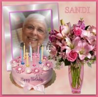Happy Birthday Sandi.