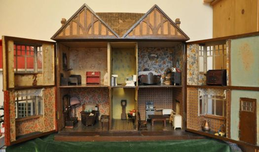 Inside the Dolls House