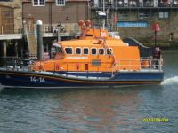 New Whitby Lifeboat
