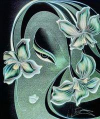 FLOWER GODDESS...