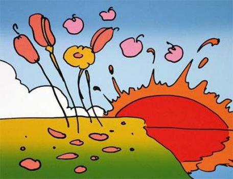 Peter Max Sunrise