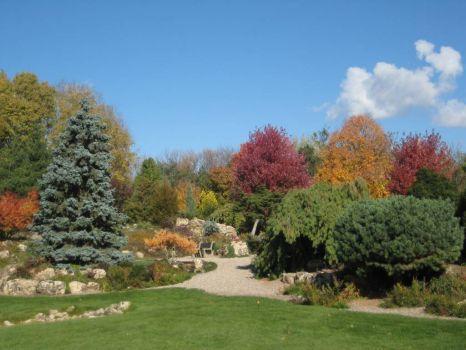 Lake Harriet Rock Garden