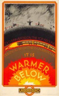 Warmer Below
