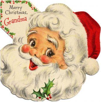 Christmas - Old Fashioned Santa