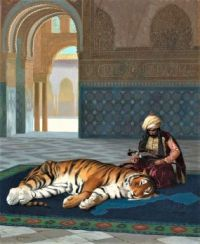 Le Tigre et Le Gardien [The Tiger and the Keeper]