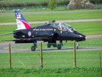 Navy Hawk Jet
