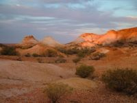 The Breakaways; Coober Pedy South Australia