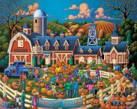 The Harvest Festival is Here