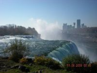 Niagara Falls, lucky enough to have it just around the corner