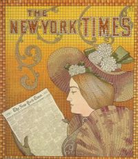 Detail of a New York Times Advertisement 1895