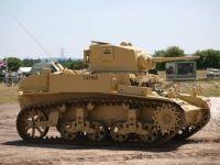 Light Tank M3A1 - Stuart IV