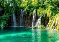 """""""Plitviče Lakes National Park in Croatia"""