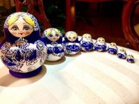 Little Russian Dolls (large)