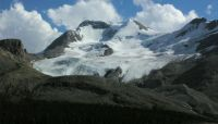 Mount Athabasca North Face