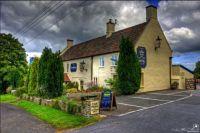 The New Inn. Blagdon. Somerset.