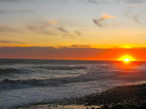 San Onofre Sunset