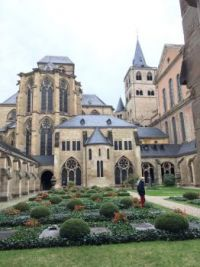 chrám v Trieru
