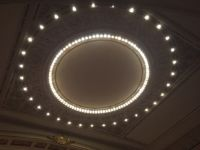 Ceiling at Carnegie Hall