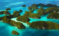Islands of Palau