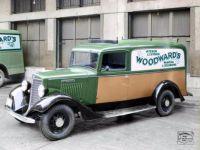 1934 International C1 Panel Truck
