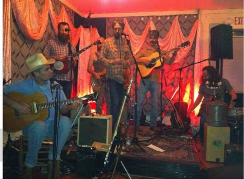 Jim White + the Packway Handle Band