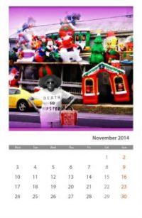 It's A Bugosi....November
