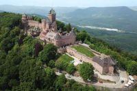 Château du Haut-Kœnigsbourg, France