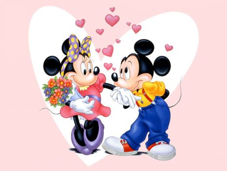 Mickey Loves Minnie