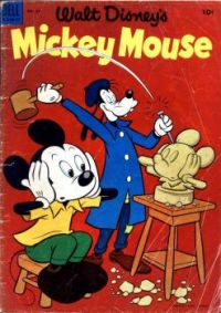 Mickey Mouse: The Great Artist