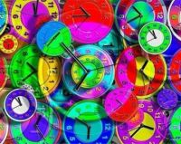 TICK TOCK OF THE CLOCKS