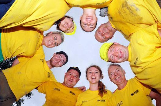 Graham Mozambique Team 2012