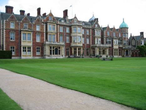 The Queen's estate, Sandringham