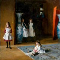 The Daughters of Edward Darley Boit