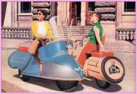 1952 Maico Mobil