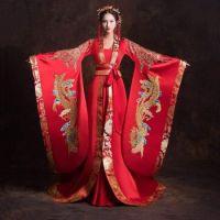 Extraordinary Wedding Hanfu (A Traditional Chinese Dress)