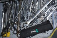 Spanner drawer