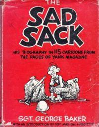 The Sad Sack book