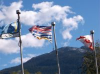 Flags in Canada