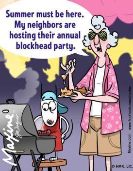 Blockhead Party