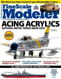 FineScaleModeler April 2017
