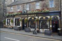 Greyfriars Bobby. Edinburgh.