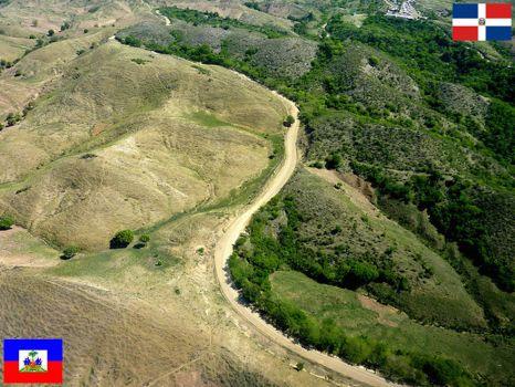 Haiti and Dominican Republic