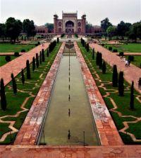 Splendours Of Agra, India