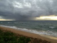 Storm Coming In- Maui
