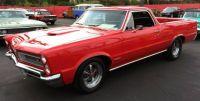 1967 GTO Camino custom
