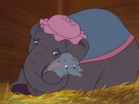 Dumbo And His Mom