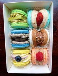 Korean Macarons - Fatcarons or Fatkarens